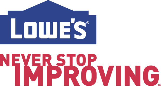 Automation and Productivity - Lowe's Logo