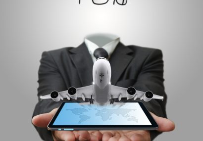Airlines on an iPad
