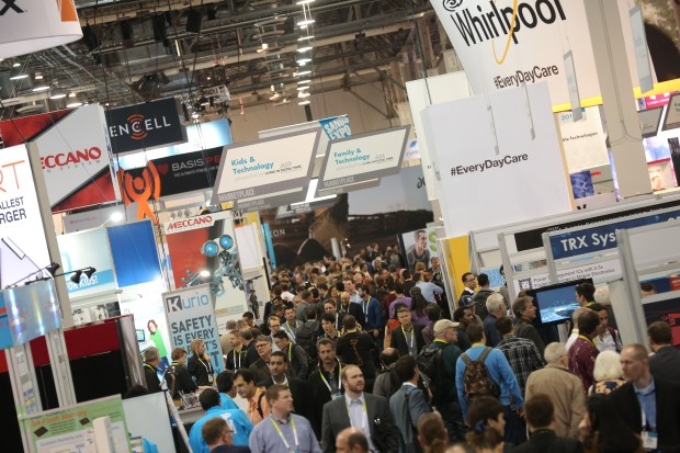 Innovation is everywhere at the 2015 CES. From CEA -CES 2015 Press Photo gallery.