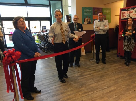 Sammamish Safeway Grand Re-Opening: Strategy Can Be Local