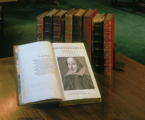 The Folger Shakespeare Library: My Close Encounter with The First Folio