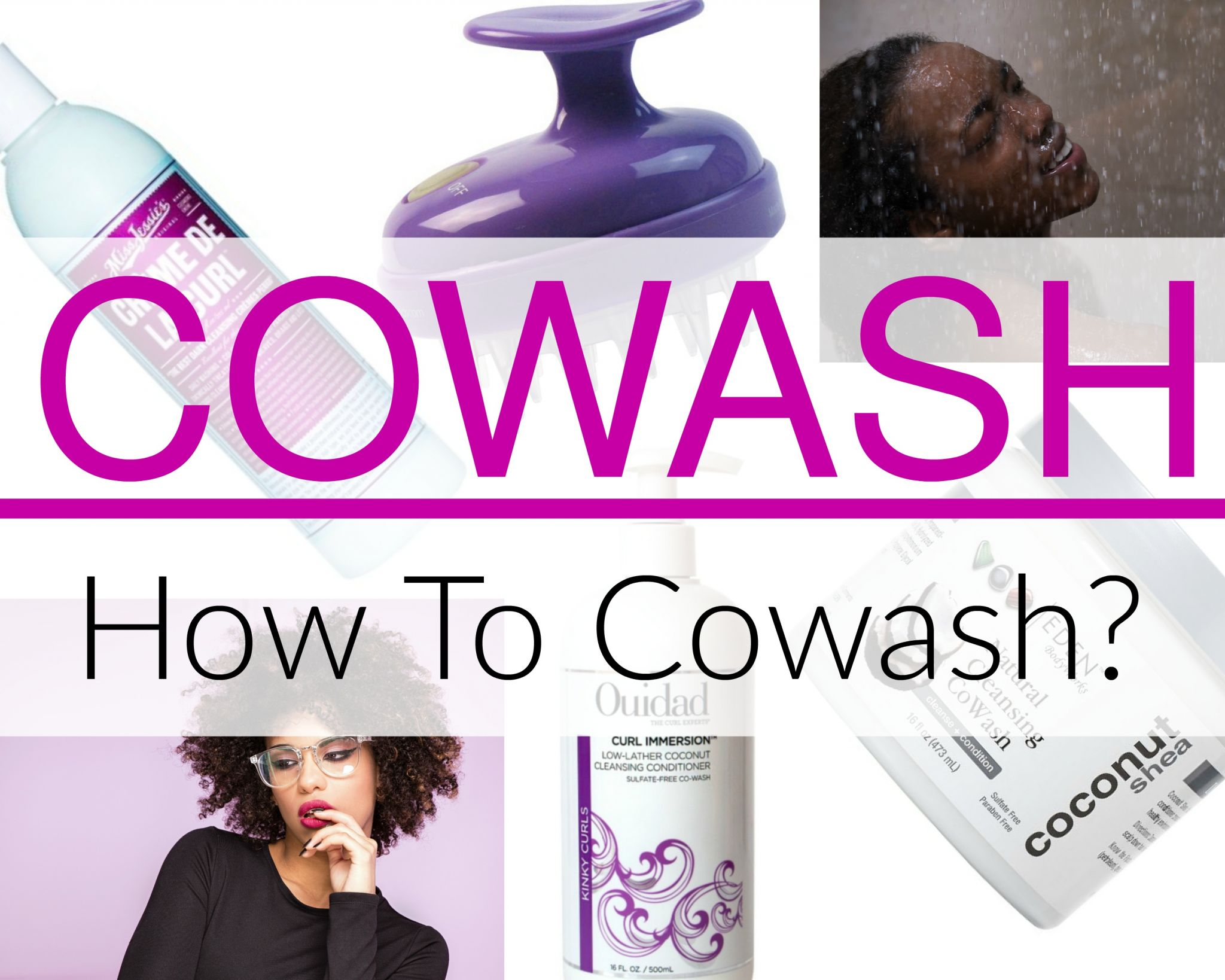 How Often Do You Co Wash Natural Hair