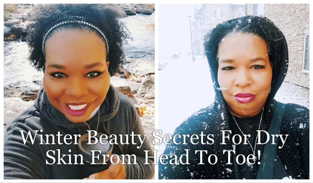 Winter Beauty Secrets For Dry Skin From Head To Toe! We've got some of the cheapest, easiest and most effective DIY recipes to combat dry skin this winter.