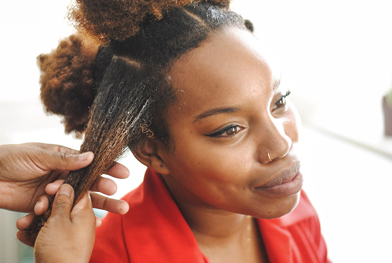 4C hair gets much love because it is so beautiful, but one must know how to care for it properly. Check out these amazing tips from a 4C diva on her hair.