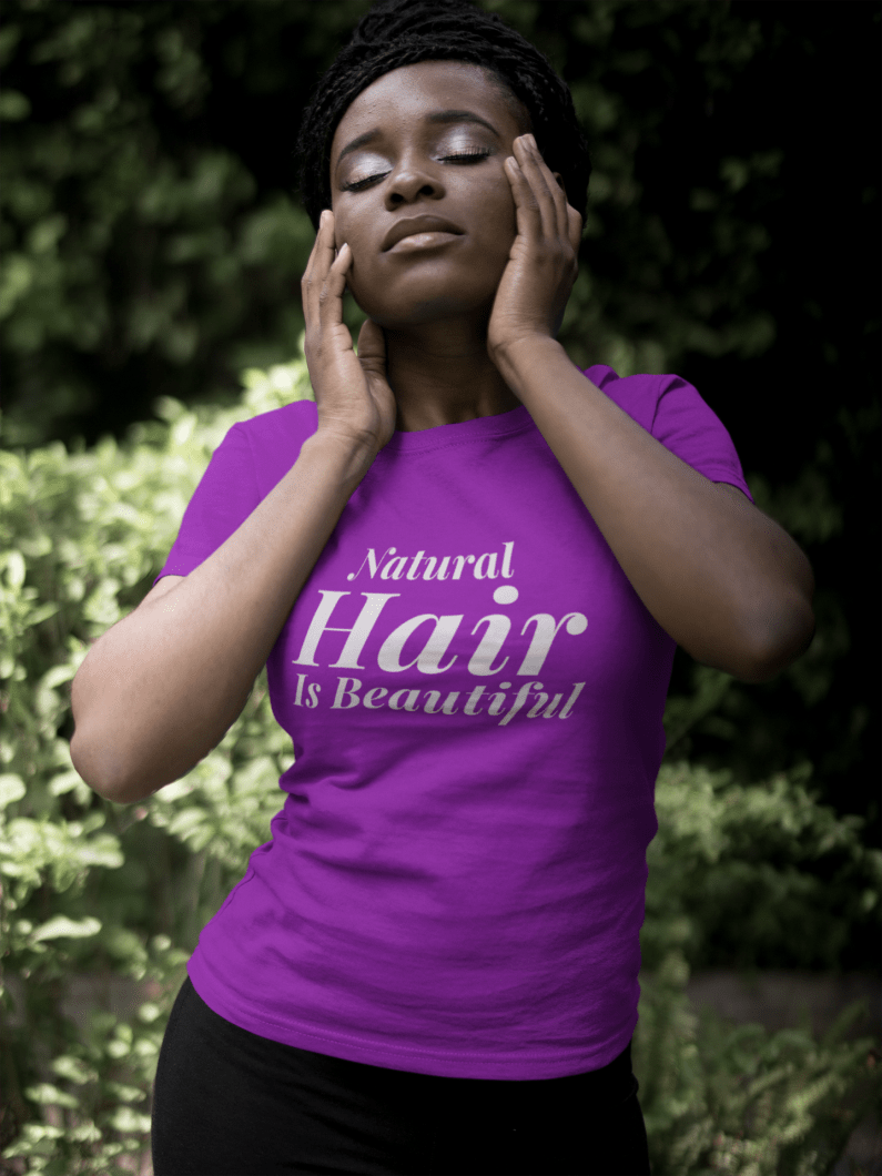 Check out our FREE SHIPPING at Seriously Natural Boutique. Find the cutest tees, tanks and mugs for you this summer stating your love for natural hair.