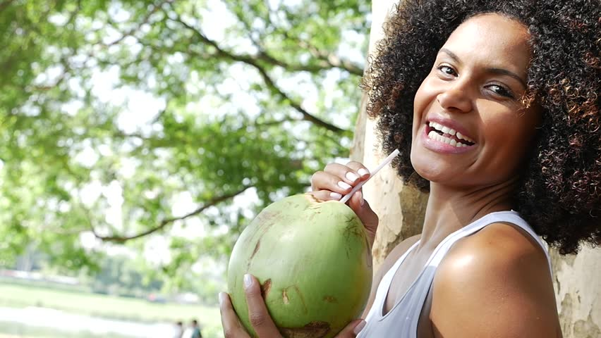 Tropical Hair Mask For Softer, Moisturized Natural Hair