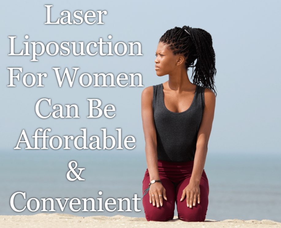 Liposuction Can Be Affordable & Convenient and not just for the rich. Work on your body with diet and exercise and use Liposuction to sculpt problem areas.