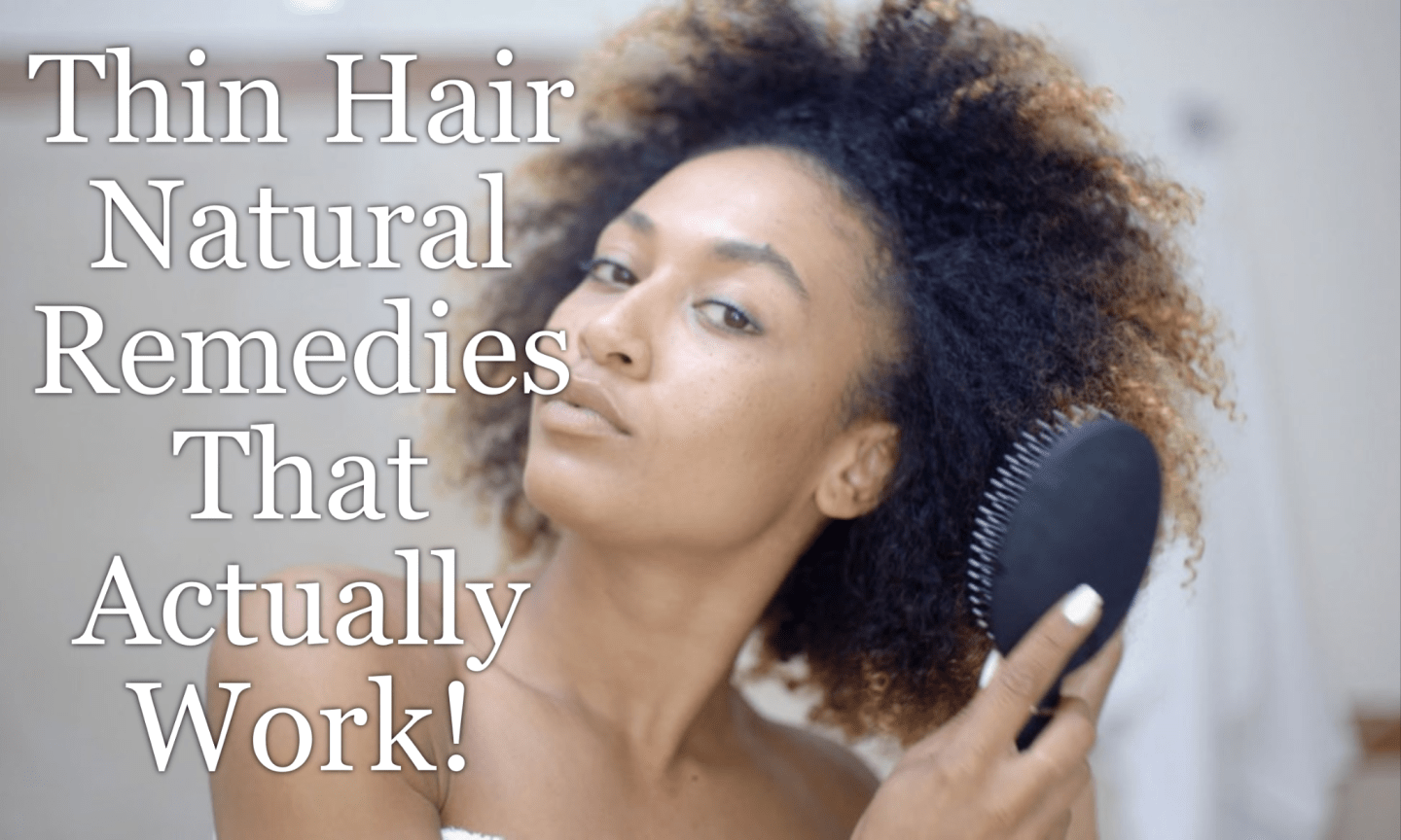 Fighting thin hair does not have to be a daunting task. Learn how to fight and win thin hair problems the right way to stronger and healthier tresses.
