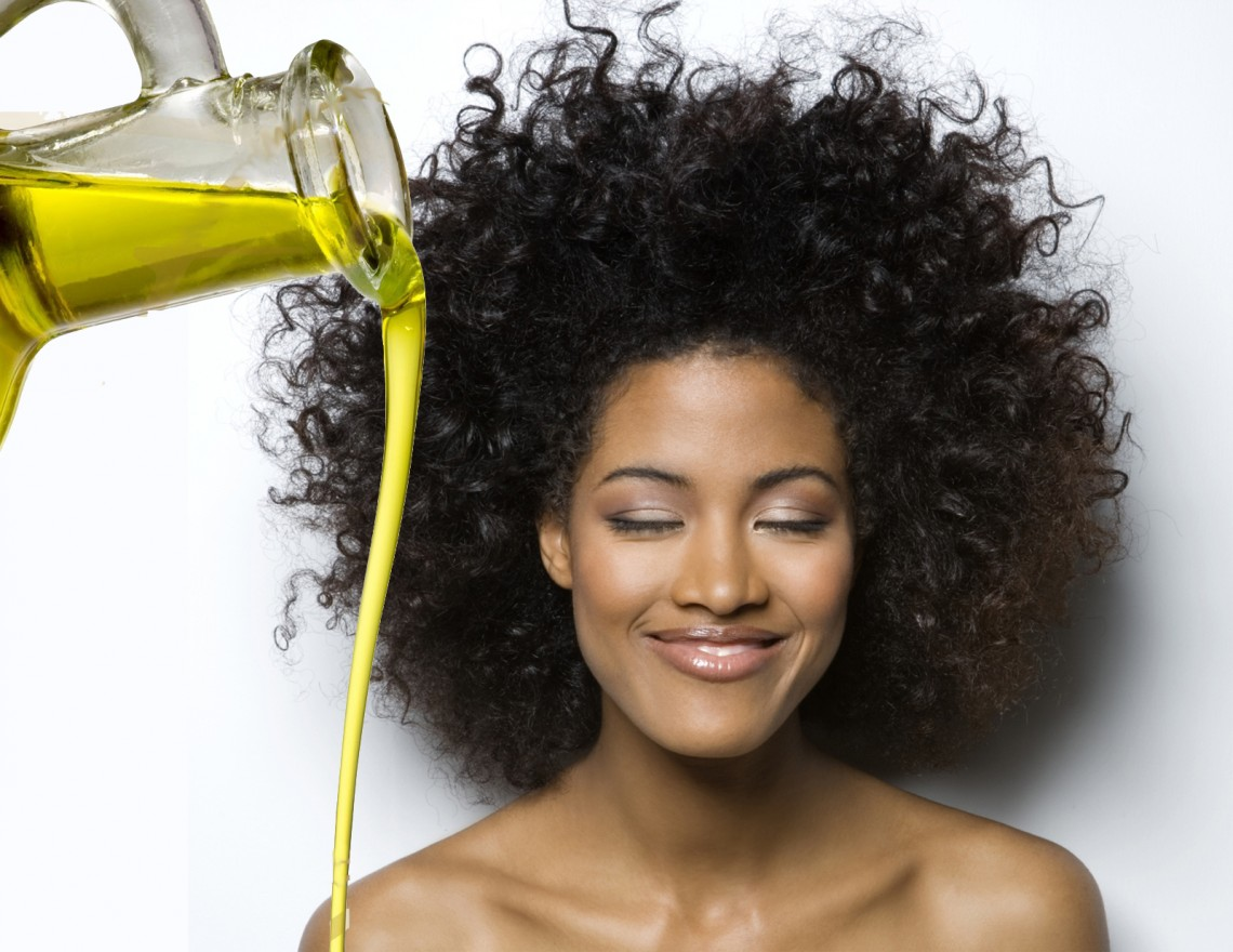 Olive Oil Hair Mask That Your Dry Hair Needs This Winter