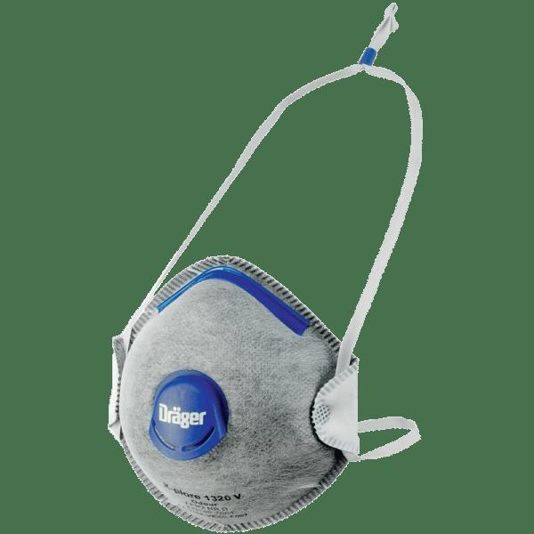 1320V Odour N95 X-plore® Respirador Dräger