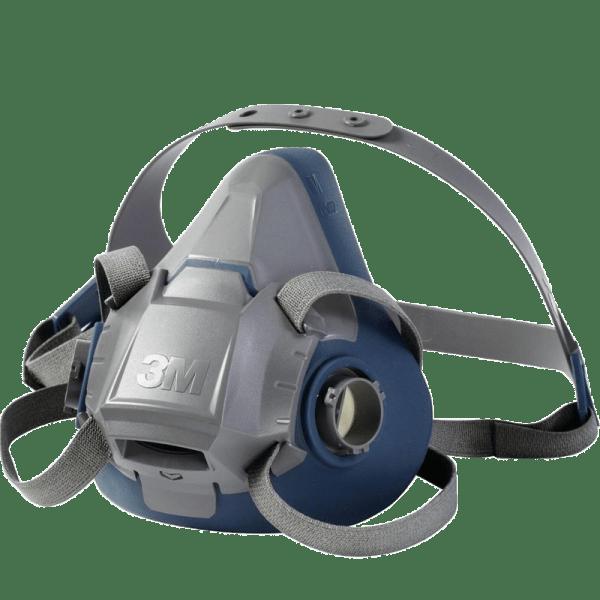 6502 (M) Máscara Media Cara 3M™