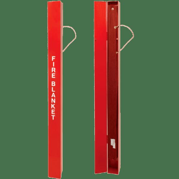 SAF-1010 Kit de Manta de Protección contra Fuego