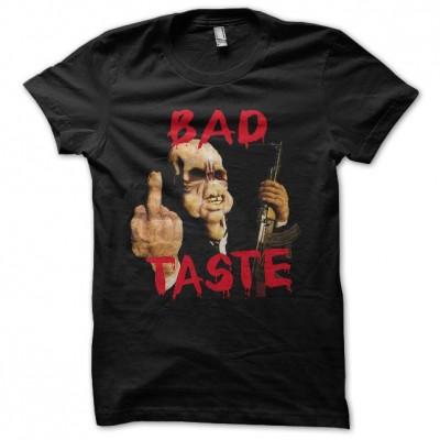 Tshirt Bad Taste black