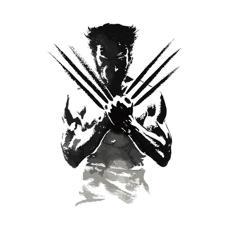 Camisa Wolverine 2 Blanco