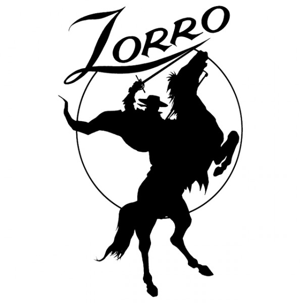 Zorro white Tee Shirt