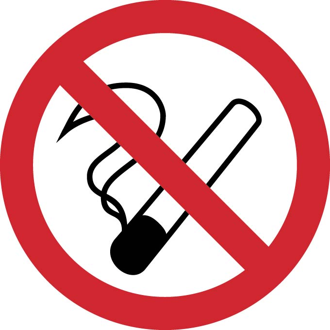 Défense de fumer Image