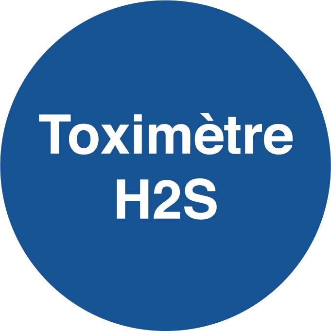 Toximètre H2S Image
