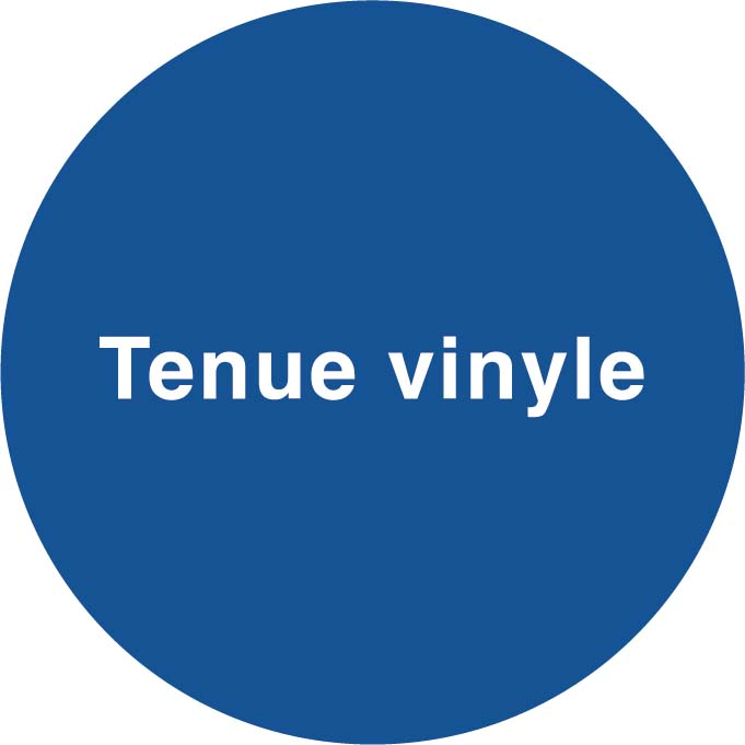 Tenue vinyle Image