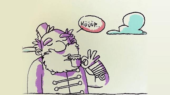 Nescafe Kahvenin Tarihi Reklamı