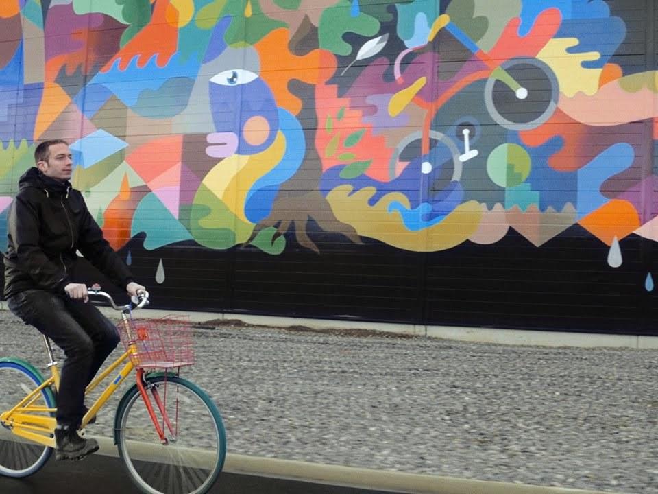 Google Veri Merkezleri Sanata Bürünüyor