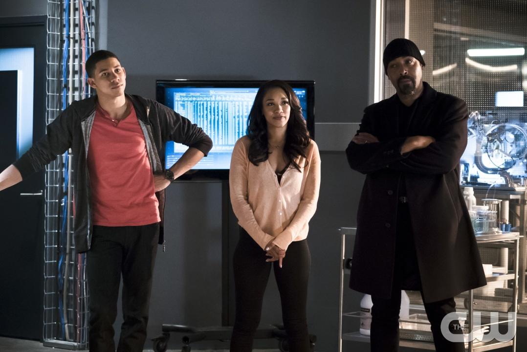 The Flash 2. Sezon 23. Bölüm