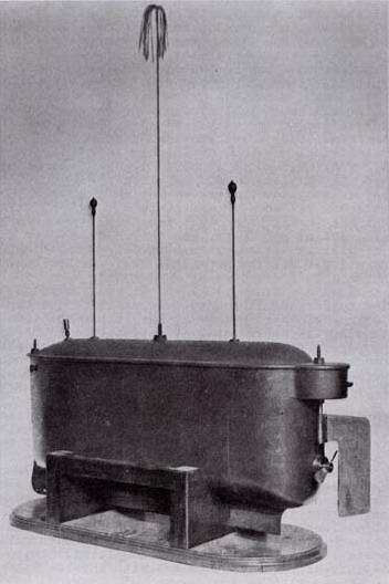 Imagem do barco rádio controlado