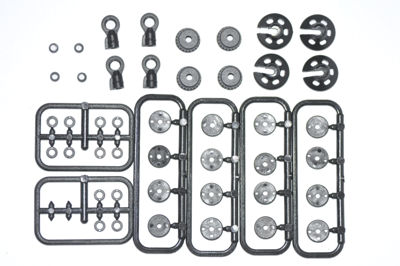 Serpent 500136 Shock parts frame (44) SRX2 SER500136
