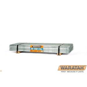 Steel Pickets galv JIO 210cm