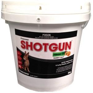 Shotgun Rabbit Bait 10kg