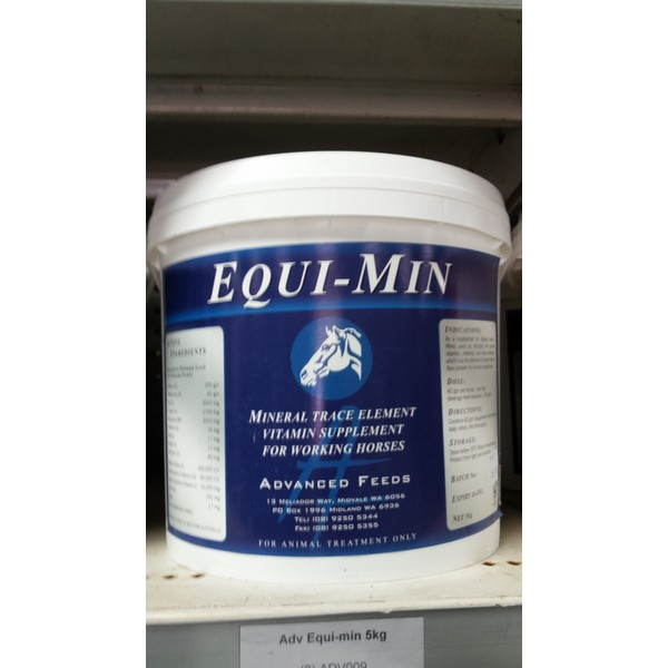 Advanced Equi-Min 25kg