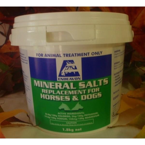 Endeavon Mineral Salts 1.5kg