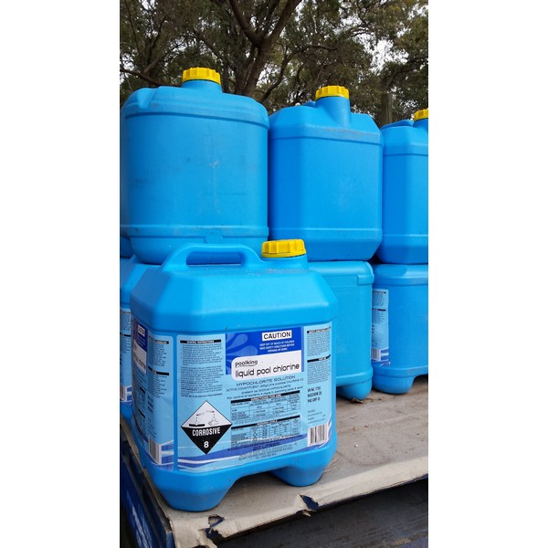 Chlorine Liquid 20L (exchange)