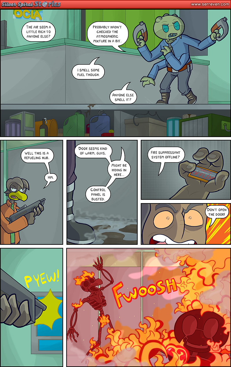 """""""The Trap"""" – Pg 4"""