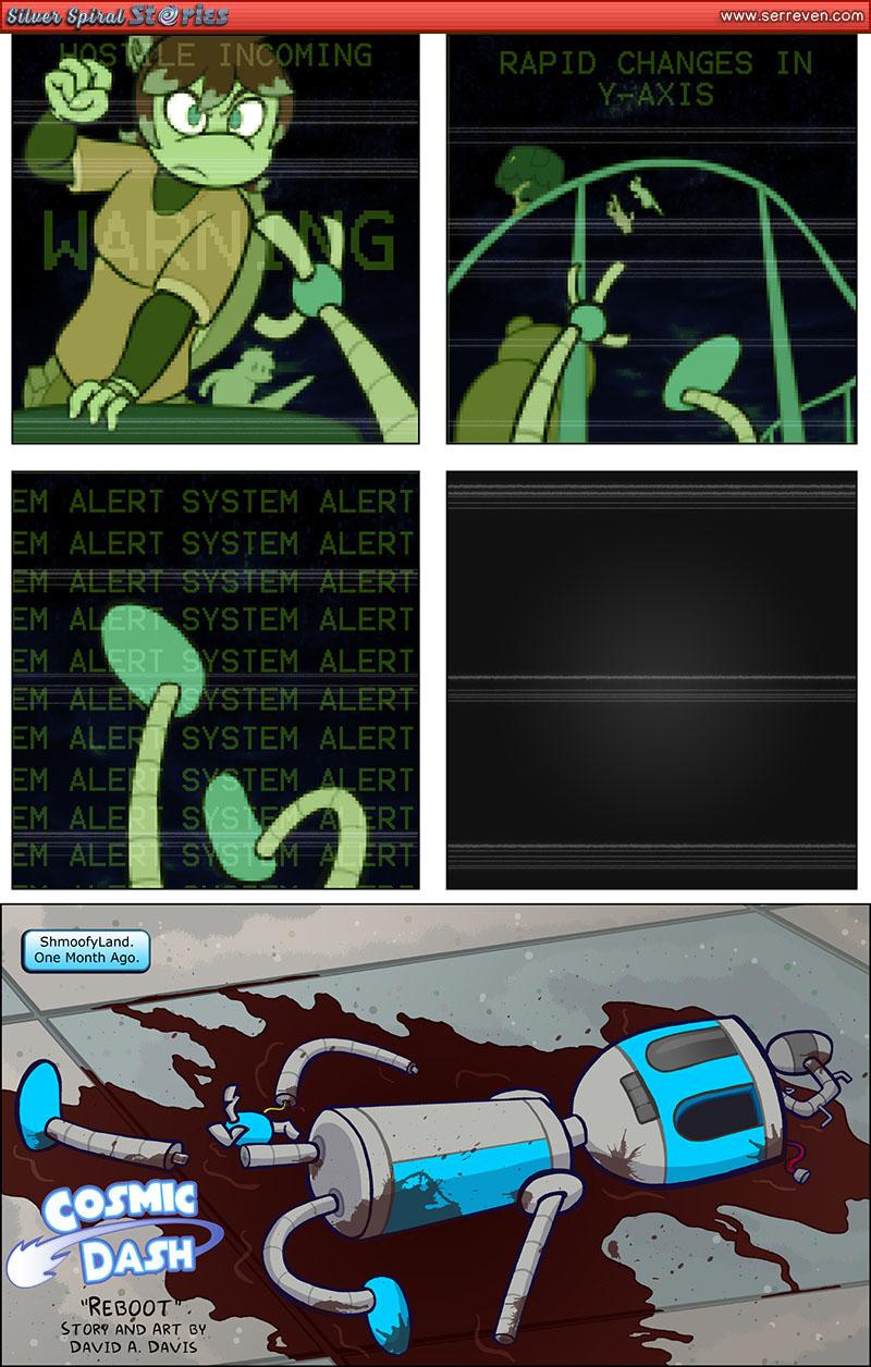 """""""Reboot"""" – Pg 1"""