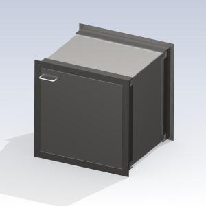 Serrure de valise P 9050