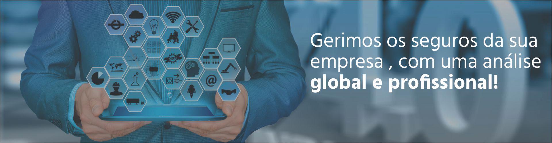 Empresas - A gestão global e profissional dos seguros da empresa