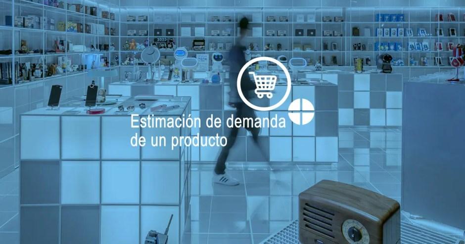 métodos para pronosticar la demanda de un producto