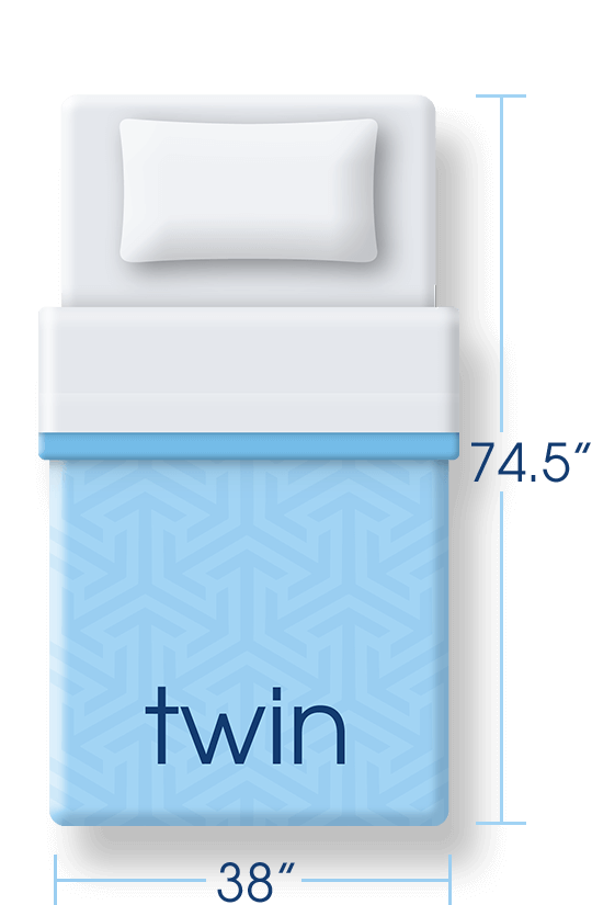 Mattress Size Twin Png
