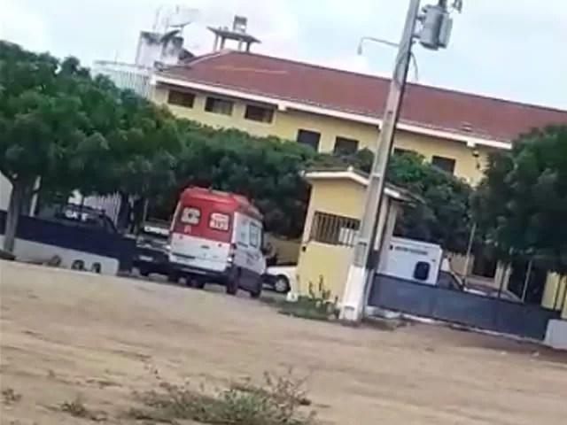 Preso é assassinado com golpes de arma branca no interior do Presídio Padrão de Cajazeiras