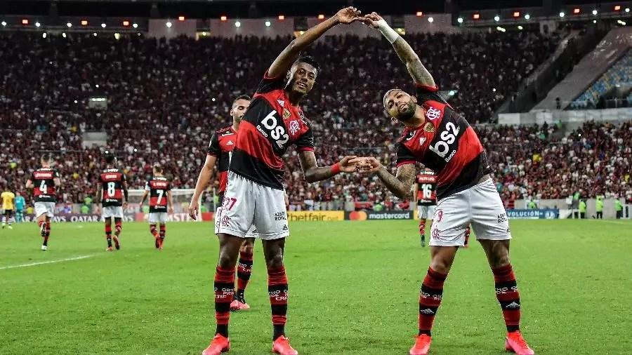 Flamengo venceu Internacional, porque tem melhor time. Brasileiro só se decidirá na quinta-feira