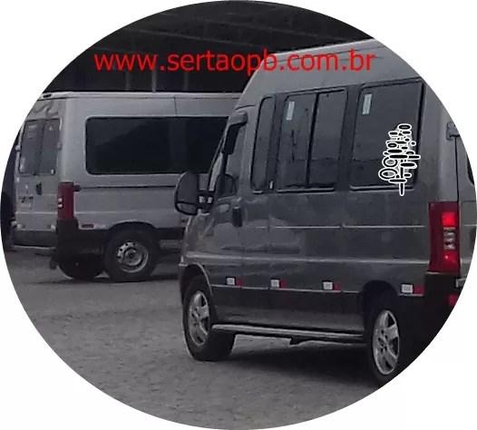 Transporte alternativo é assaltado por passageiro, próximo a Pombal