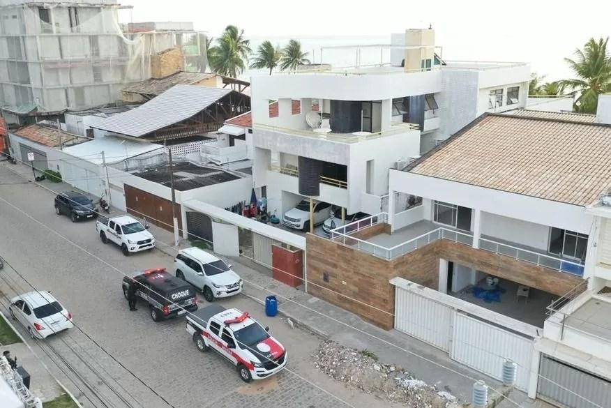 Gaeco já monitorava há meses as movimentações na casa de Pietro, alvo da Operação Calvário