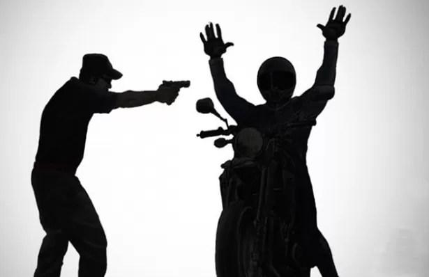 Homens armados roubam moto de popular na zona rural de Riacho dos Cavalos