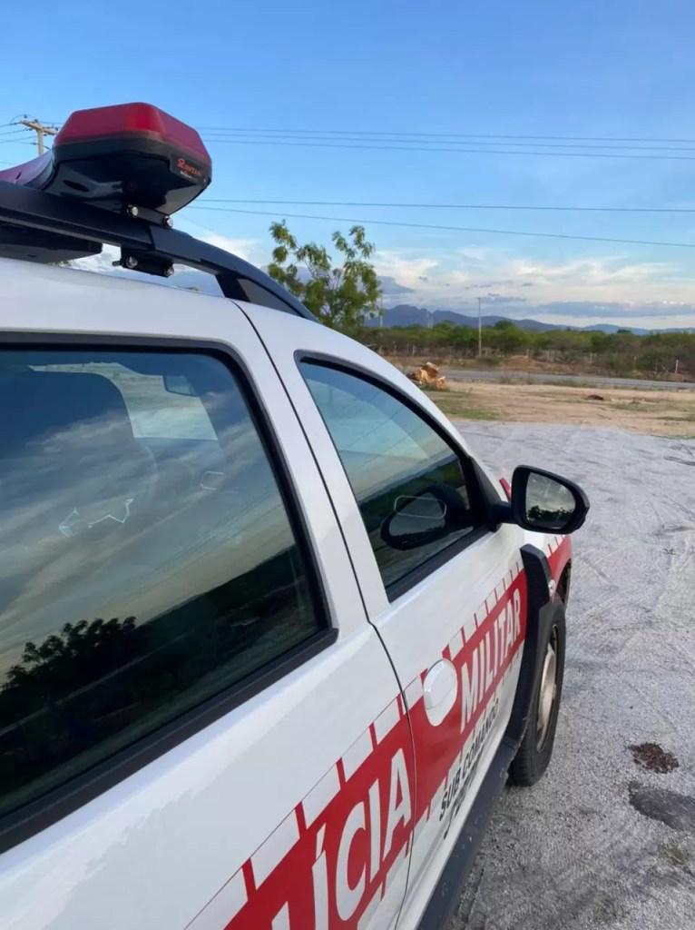 POLICIA MILITAR CUMPRE MANDADO DE PRISÃO EM PATOS