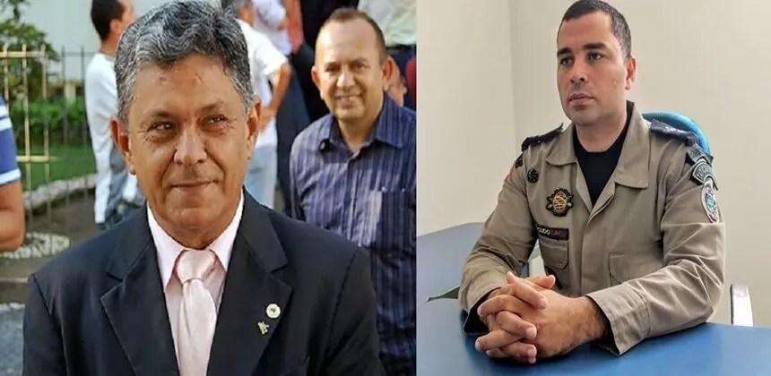 Após receber críticas do prefeito, comandante da PM de Pombal rebate e cita acordos de políticos com o tráfico nas eleições de 2020