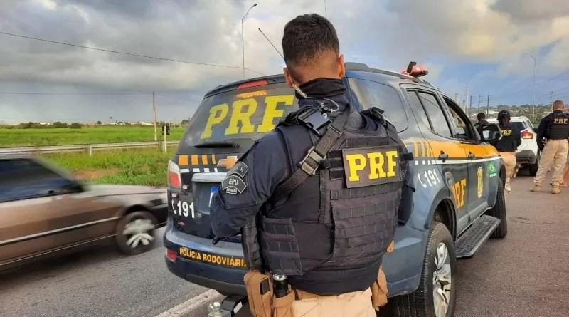 PRF divulga balanço da Operação Semana Santa 2021, nas rodovias federais que cortam o Sertão da Paraíba