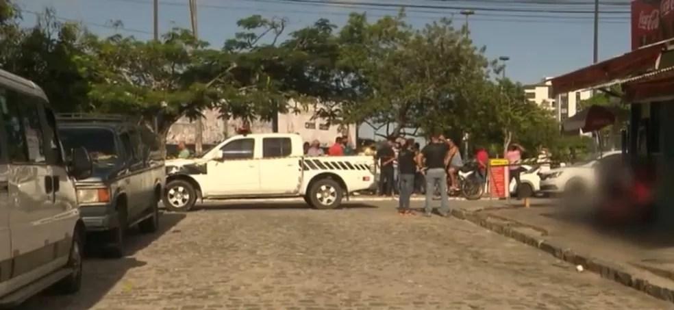 Suspeito de matar motorista de transporte alternativo é preso