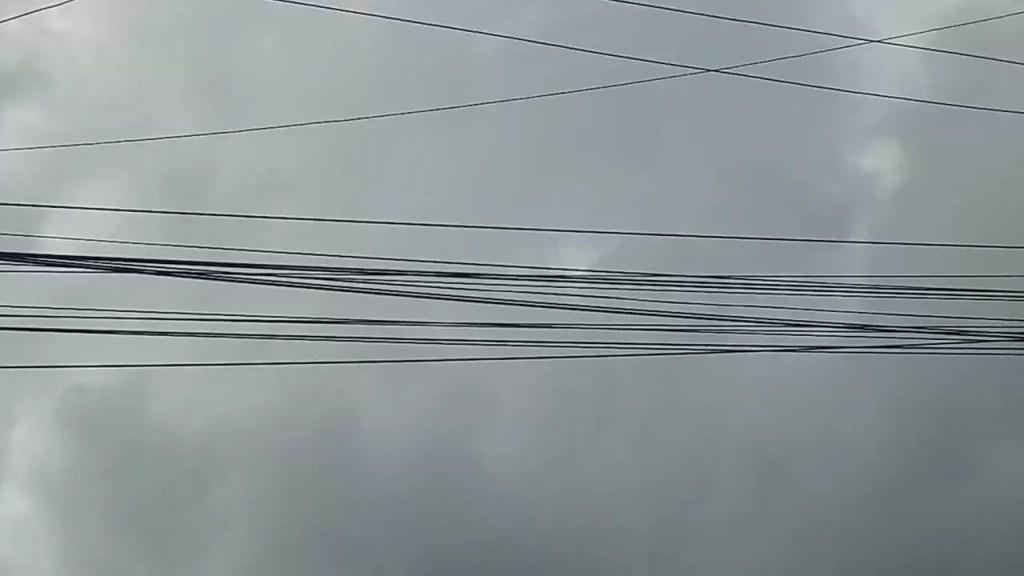 Homem morre após sofrer descarga elétrica