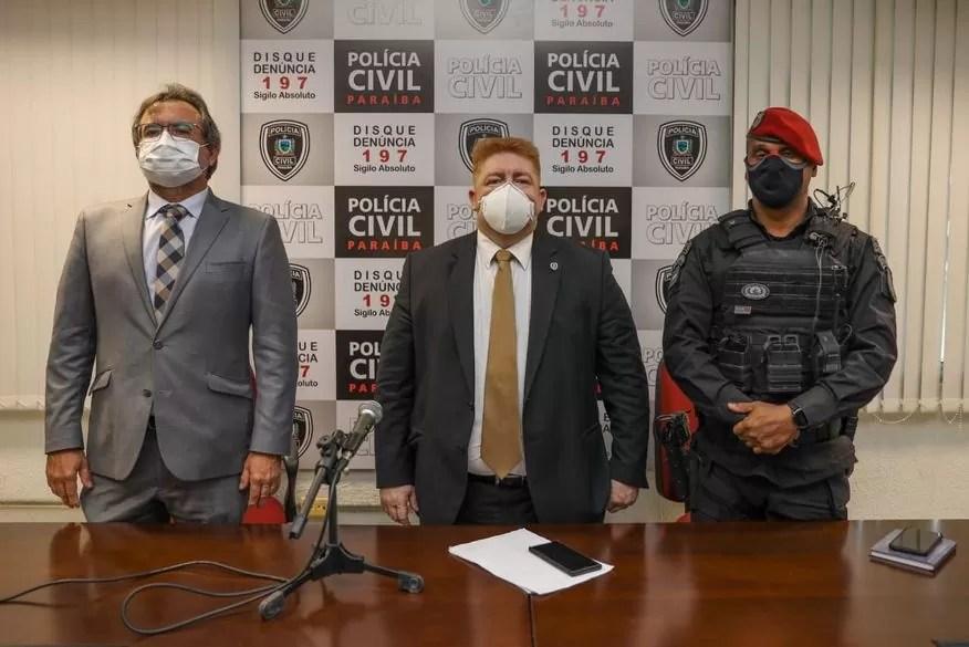 Operação Latrol prende oito, apreende arma, drogas e desarticula organização criminosa em João Pessoa e Pilar
