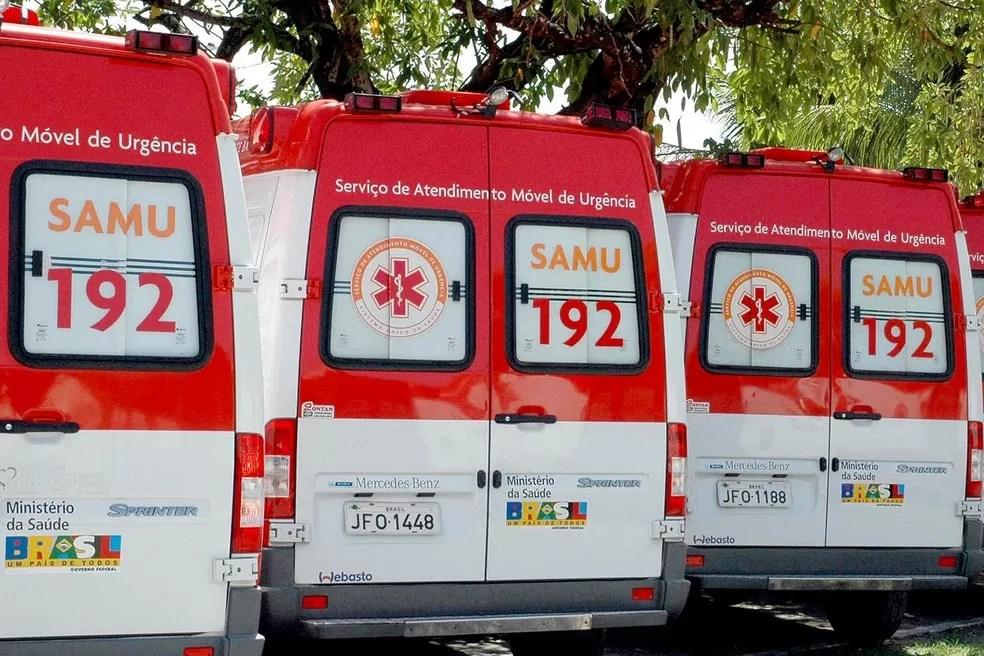 Pelo menos 17 mil trotes são registrados pelo Samu em 2021, em João Pessoa